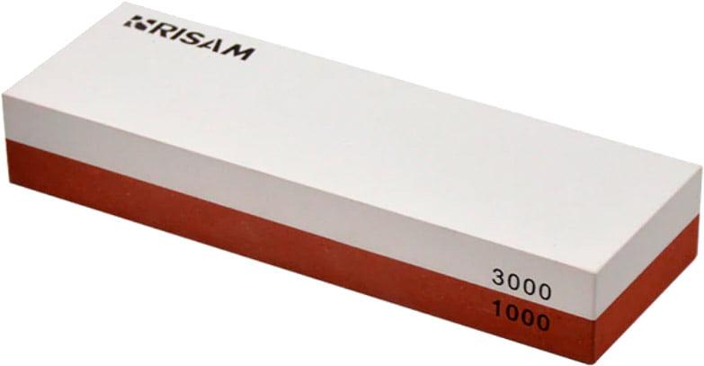 Точильный камень Risam RW231, зерн.1000/3000 (водный)