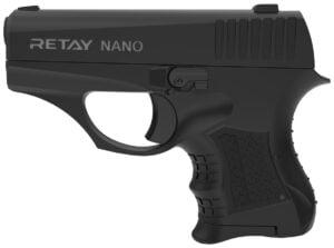 Пистолет старт. Retay Nano 8 мм ц:black