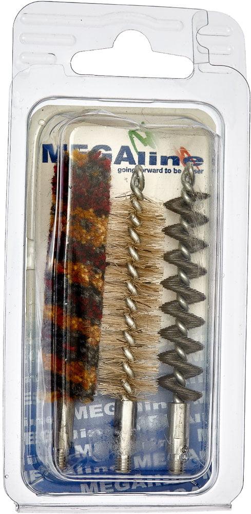 Набор ершей MEGAline M5 M 410к. Латунь/нейлон/шерсть