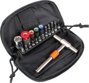 Инструмент Fix It Sticks с динамометрическим ключом 65,45,25,15 lbs T-образная рукоять