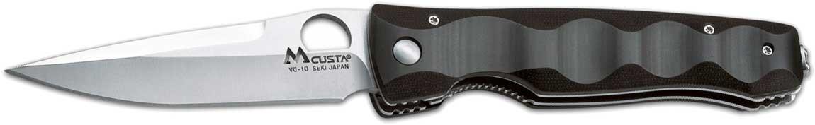 Нож Mcusta Tactility Elite , micarta