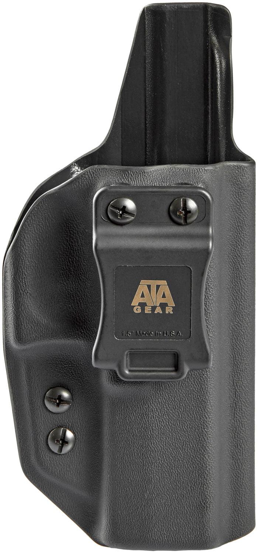 Кобура ATA Gear Fantom Ver. 3 RH Glock 17/22 ц:черный