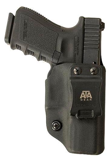 Кобура ATA Gear Fantom Ver. 3 RH Glock 19/23 ц:черный