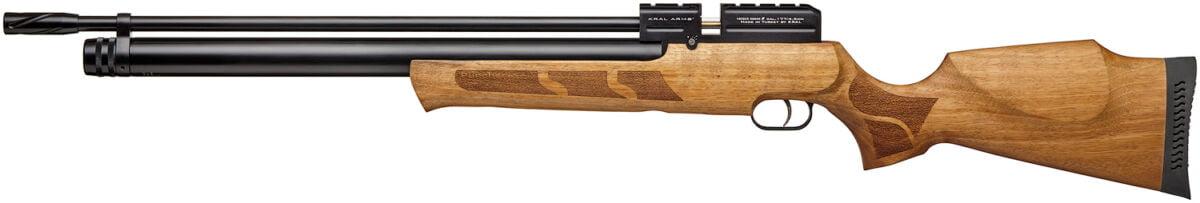 Винтовка пневм. Kral Puncher Mega Wood PCP 4,5 мм