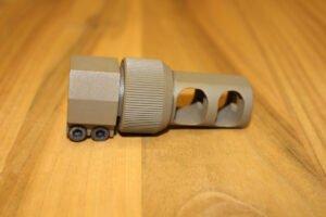 Адаптер MB для карабинов без резьбы на стволе Astur