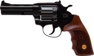 Револьвер флобера Alfa mod.441 4″. Рукоять №2. Материал рукояти – дерево
