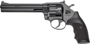 Револьвер флобера Alfa mod.461 6″. Рукоять №5. Материал рукояти – резина