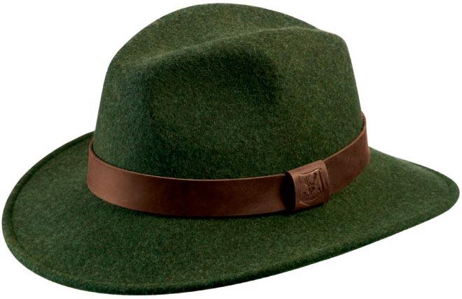 Шляпа Riserva. Размер – L. Цвет – зеленый.