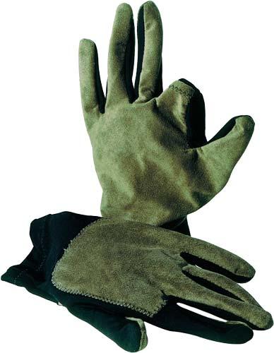 Перчатки Riserva R1165 зимние. Цвет – зеленый. Размер – S