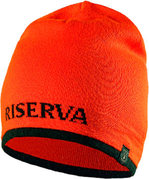Шапка Riserva R1690. Оранжевая