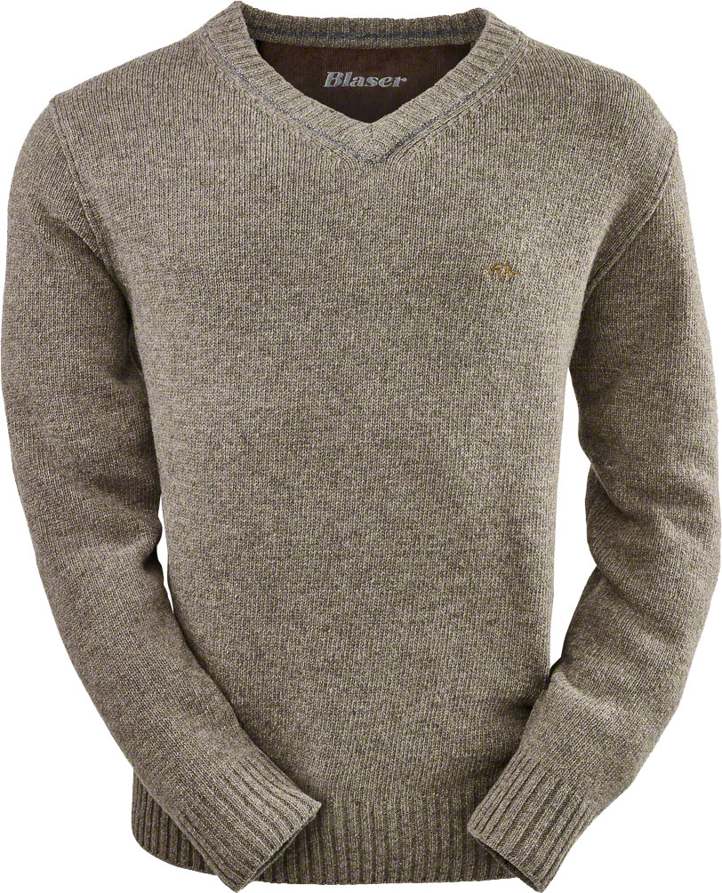 Свитер Blaser Active Outfits Jumper Samson S ц:серый