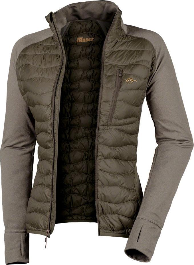 Куртка Blaser Active Outfits Down Roberta 42 ц:коричневый