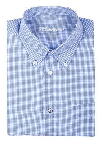 Рубашка Blaser Active Outfits Poplin 2XL ц:голубой