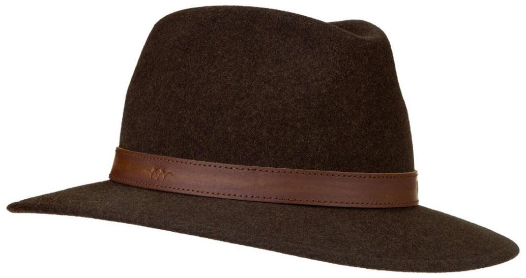 Шляпа Blaser Active Outfits Travel 60 ц:коричневый