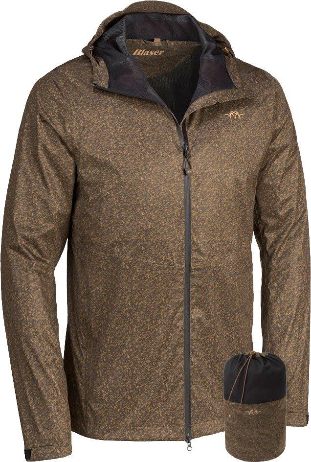 Куртка Blaser Active Outfits Ultra Light. Размер – 2XL. Цвет: коричневый