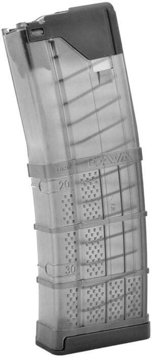 Магазин Lancer L5AWM кал. 223 Rem ц: smoke. Емкость – 30 патронов.