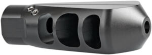 Дульный тормоз-компенсатор Lancer Viper Brake Black. Кал. 6.5 мм. Резьба 5/8'-24