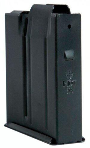 Магазин MDT AICS SA 308 Win на 12 патронов. Цвет: черный