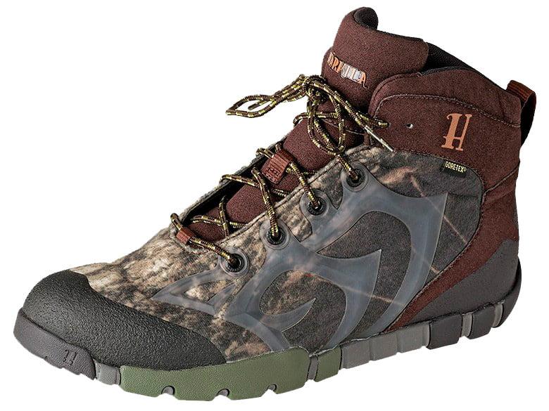 Ботинки Seeland 6` Lynx. Размер – 8. Цвет – mossy oak break-up