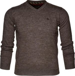 Пуловер Seeland Compton.- коричневый