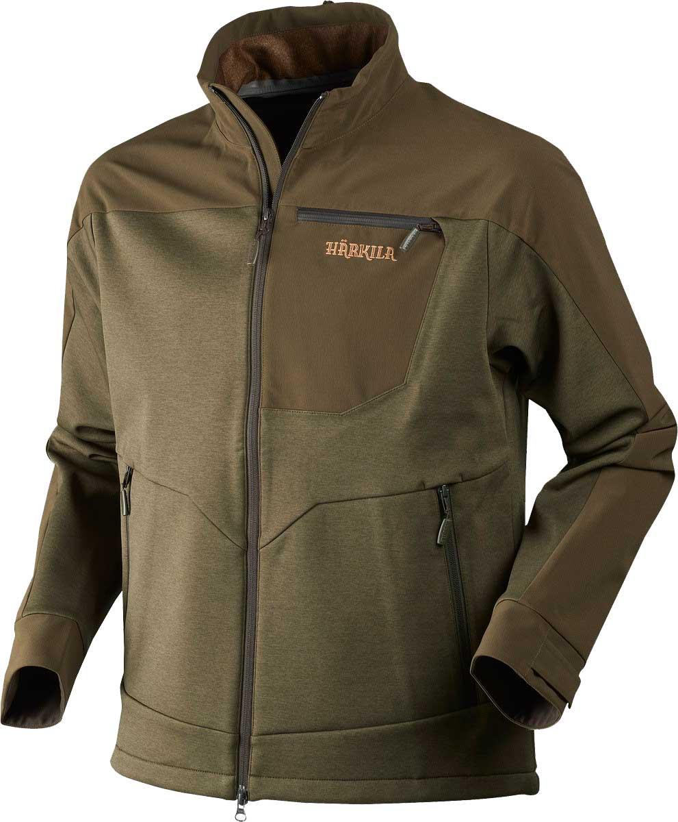 Куртка Harkila Agnar Hybrid. Размер – 48. Цвет – зеленый