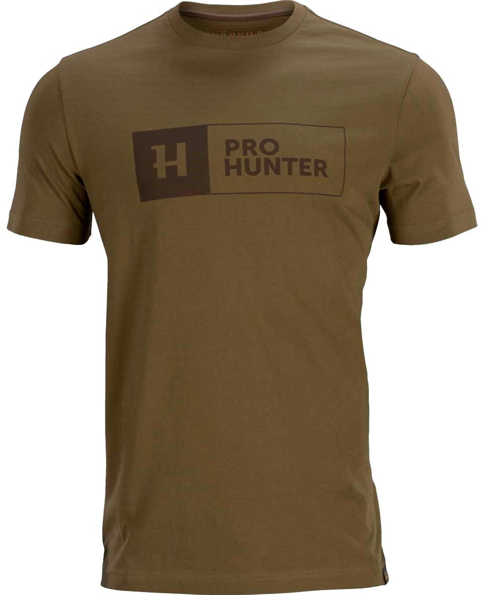 Футболка Harkila Pro Hunter Light. Размер – M. Цвет – светло-зеленый
