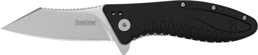 Нож Kershaw Grinder, сталь – 4Cr13MoV, рукоять – FRN