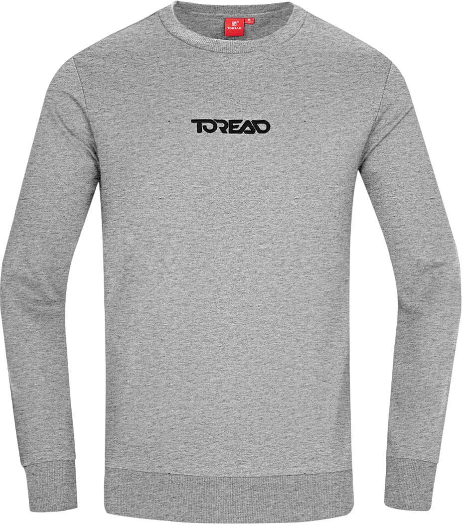Пуловер Toread TAUH91829. Размер – M. Цвет – серый