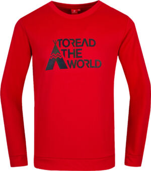 Пуловер Toread TAUH91801.- красный