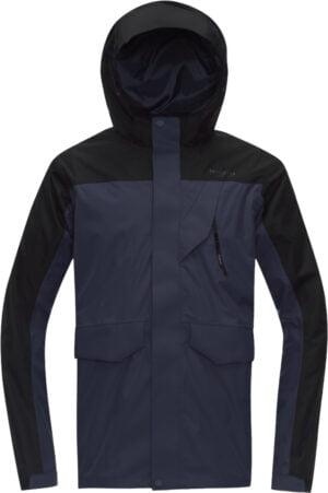 Куртка Toread 2 in 1 jacket with fleece TAWH91733.- темно-синий