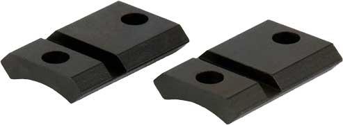 Планка раздельная Warne MAXIMA 2-Piece Steel Rail (Weaver/Picatinny) для карабинов Remington 783 и Savage Arms. Материал – сталь. Цвет – черный