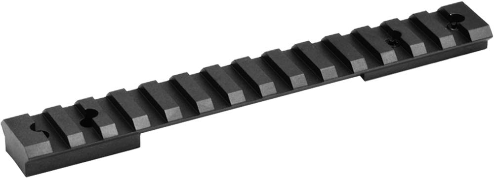 Планка Warne Maxima M668M для карабинов Savage Short Action Flat Receiver до 2003 г.в. Non Accu-Trigger. Материал – сталь