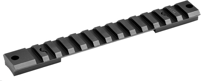 Планка Warne Tactical Rail для Remington 700 LA. Weaver/Picatinny
