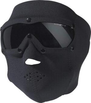 Маска-шлем Swiss Eye S.W.A.T. Mask Pro. Материал – неопрен. Цвет – черный