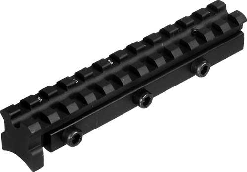 База крепления Leapers UTG MNT-DNTOWL для пневматической винтовки. Без занижения ствола. L 125 мм