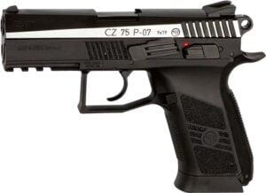 Пистолет пневматический ASG CZ 75 P-07 Duty Blowback кал. – 4.5 мм