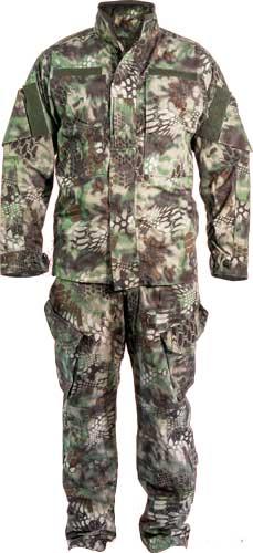 Костюм Skif Tac Tactical Patrol Uniform. Размер – L. Цвет – Kryptek Green