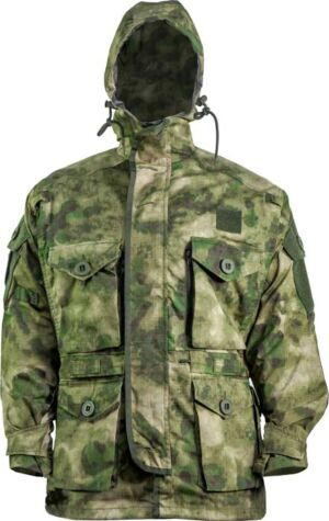 Куртка Skif Tac Smoke Parka w/o liner.- A-Tacs Green