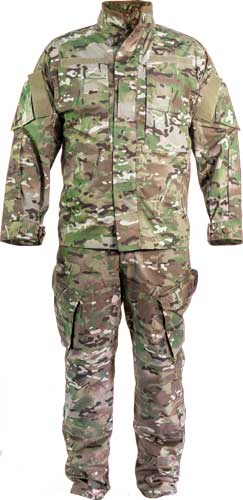 Куртка Skif Tac Tactical Patrol Uniform- Multicam