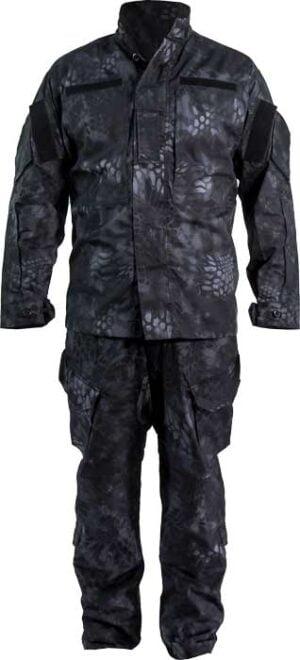 Куртка Skif Tac Tactical Patrol Uniform- Kryptek black