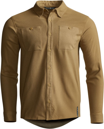Рубашка Sitka Gear Riser Work Shirt. Clay. Размер – M