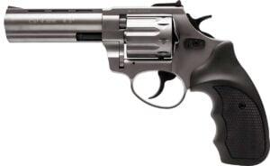 Револьвер флобера STALKER 4.5″ Титановое напыление. Материал рукояти – пластик