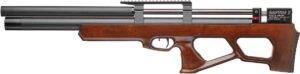 Винтовка пневматическая Raptor 3 Long HP PCP кал. 4.5 мм. M-LOK. Коричневый (чехол в комплекте)
