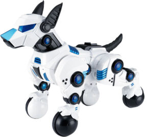 Робот Rastar DOGO (77960) интерактивный пес. – белый