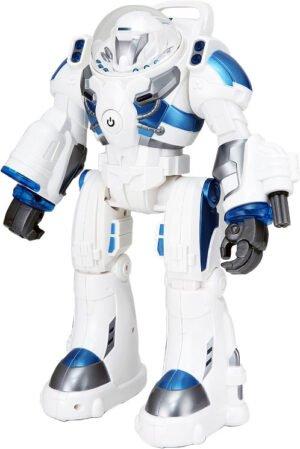Робот Rastar SPACEMAN (76960) на радиоуправлении. – белый